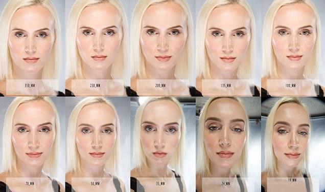 Как сделать лицо на картинкой